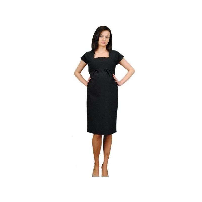6532e4b013d8 Těhotenské šaty ELA - černá